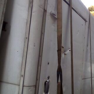 トヨエース2トン冷凍車の箱訳あり1万5000円売り