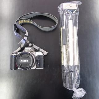 ニコンu(Nikon U)*フィルムカメラと三脚のセット