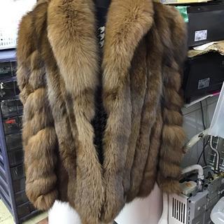 SAGA FOX   毛皮コート