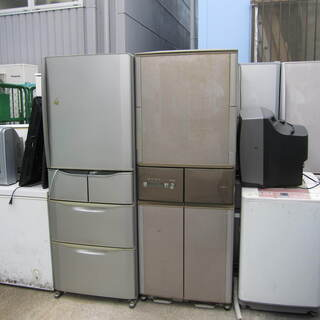 無料 冷蔵庫 洗濯機等 ジャンク品