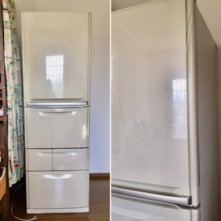 2005年製 MITSUBISHI 401L 冷蔵庫