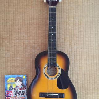 ギター( Sepia Crue ) ・旅行やキャンプに便利♫