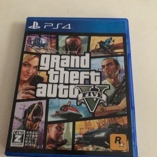 グランドセフトオート5 GTA5 PS4