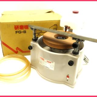 [K1114D] 美品 RYOBI リョービ 研磨機 FG-8 ...