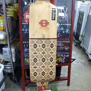 Globe ロングスケート デッキ スケボー 長103cm ウィ...