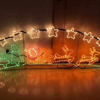 クリスマス LEDイルミネーション