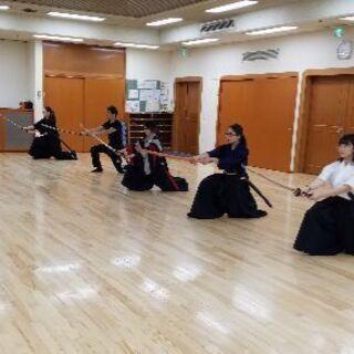 女性が通いやすい居合教室 オープン! 【横浜居合抜刀術教室】