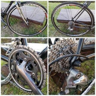 【終了しました】【値段交渉可】ラレーCRN 2014年モデル カンパニョーロ - 自転車