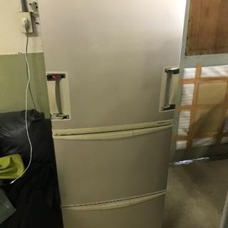 SHARP《3ドアどっちもドア冷凍冷蔵庫》SJ-WA35T…