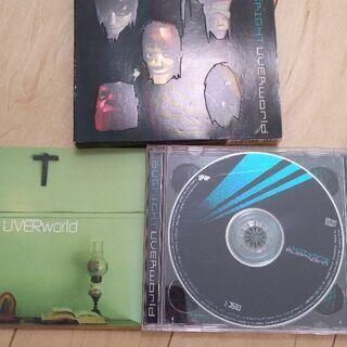UVERworld バグライト 初回限定盤DVD付き