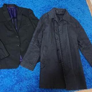 ネクストのコートとスーツジャケット