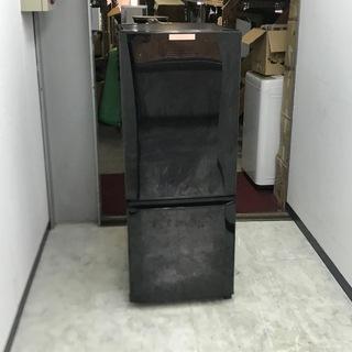 三菱 ノンフロン冷凍冷蔵庫2ドア MR-P15A-B 14…