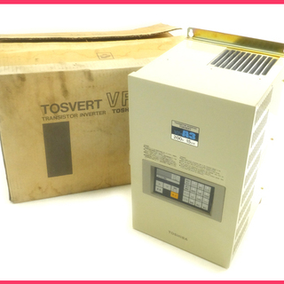 [K0809C] 未使用 東芝 高機能インバータ TOSVERT...