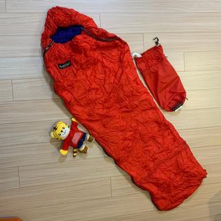 ホロウバッグ jr #5★子供寝袋★モンベル