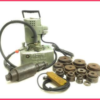 [K0905E] カクタス パワーパック 電動油圧ポンプ EP-...