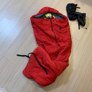 イスカ ★冬用寝袋