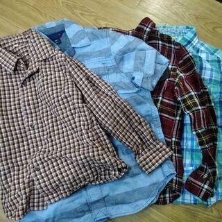 子供服 男の子用 サイズ120 パンツ、Tシャツ、ロンT等 1枚50円