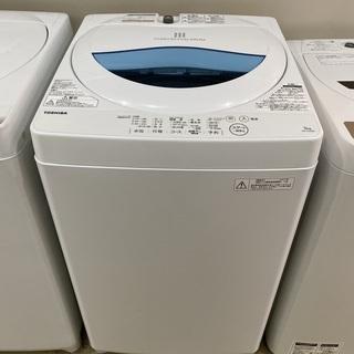 洗濯機 東芝 TOSHIBA AW-5G5(W) 2017年製 ...