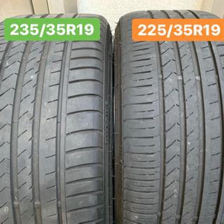 225/35R19 235/35R19 タイヤホイール 4…