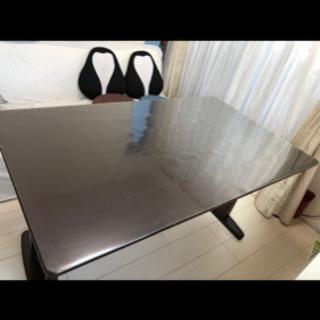 あゆゆさま専用 ダイニングテーブル 1350×800×700 ダ...