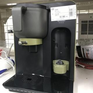 SHARP お茶メーカー HealsIo TE-GS10A-B ...