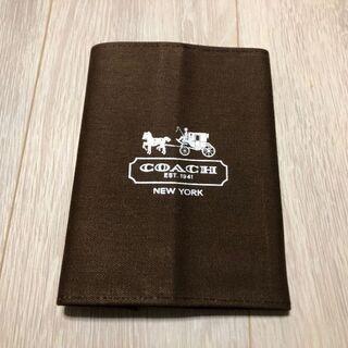 COACHノート(COACH手帳型)新品