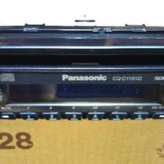 パナソニックCDプレーヤーCQ-C1101D