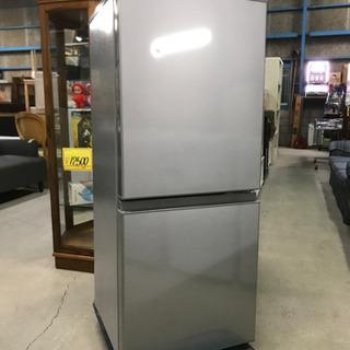 2019年製!凹みあり激安!AQUA 冷凍冷蔵庫 AQR-13H...