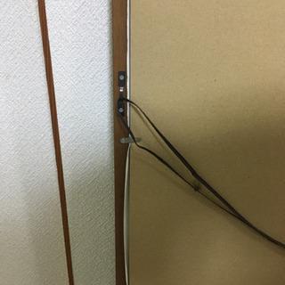 インテリアに 木製額ポスター付き − 神奈川県