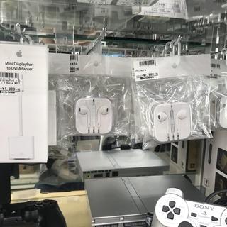 iPhone純正イヤホンならトレファク東浦和へ!!新旧多数揃えて...
