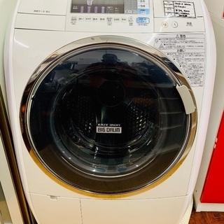 高性能!HITACHIの電気洗濯機乾燥機を入荷致しました!!