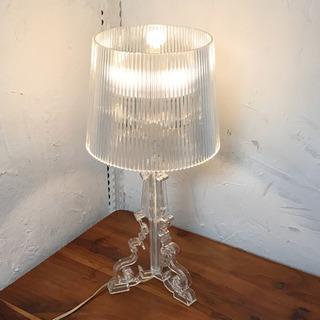 ノーブルスパーク アクリル製テーブルランプ