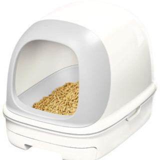 新品未使用!猫 システムトイレ 美品