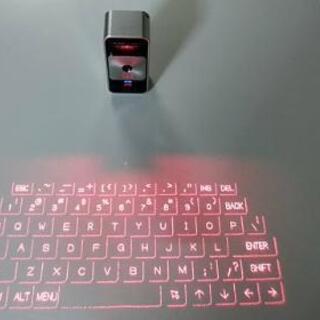 レーザーキーボード「magic cube 」