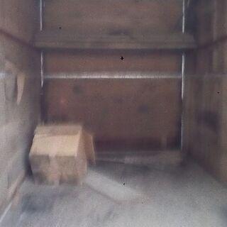 訳あり2トンカスタム車の箱だけ1万5000円売り中2階建て