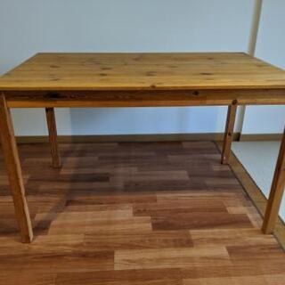 【仮決定】中古テーブル(作業台や売り場に最適)