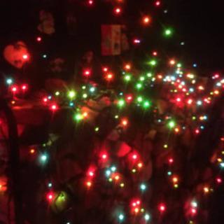 【ジャンク?】イルミネーション ライト 電球 クリスマス