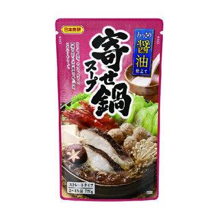 寄せ鍋スープ醤油味 720g 10袋セット日本食研