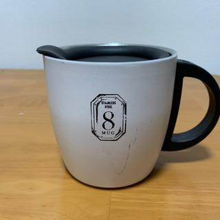 蓋付のカップ