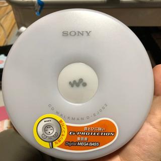 SONY CDウォークマン