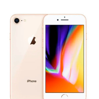 iPhone 8 SIMフリー ゴールド
