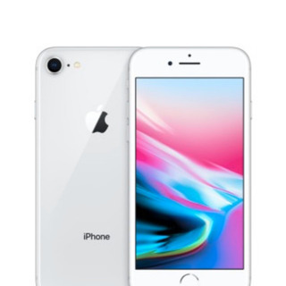 iPhone 8 SIMフリー シルバー
