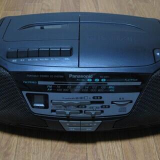 Panasonic パナソニック/CDラジカセ/RX-DS11