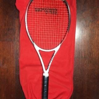 硬式テニスラケット ガットあり ダンロップ