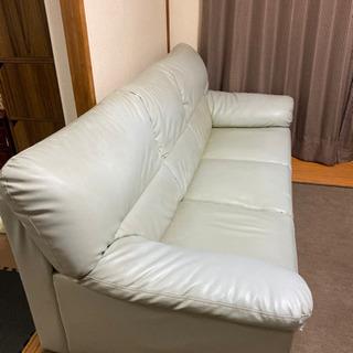 3人掛けソファーあげます