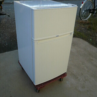 ハイアール86L 2ドア冷凍冷蔵庫JR-N85A