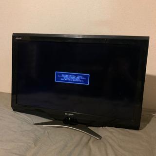 液晶テレビ SHARP AQUOS 32型 2011年製