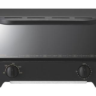 コイズミ オーブントースター KOS-1214-K トース…