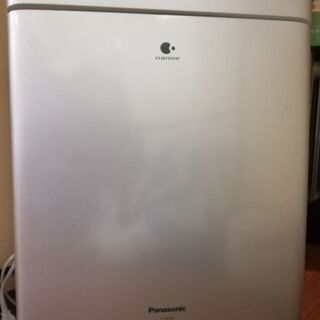 Panasonicパナソニック 加湿空気清浄機 ブライトシ…