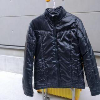 ダウンジャケット ブラック Mangrove Mサイズ ポ…